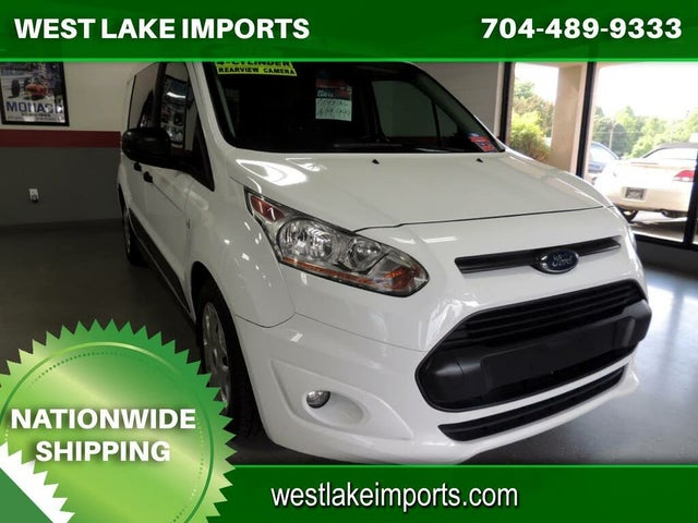 2018 Ford Transit Connect Cargo XLT LWB FWD with Rear Cargo Doors