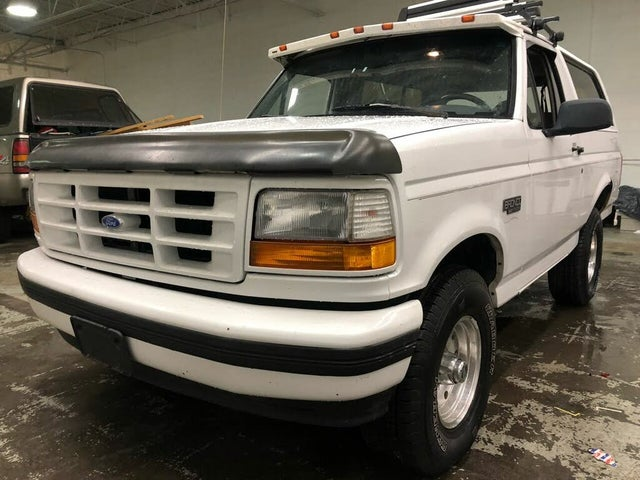 1995 Ford Bronco XLT 4WD