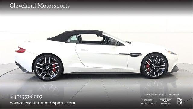 2016 Aston Martin Vanquish Volante Convertible RWD