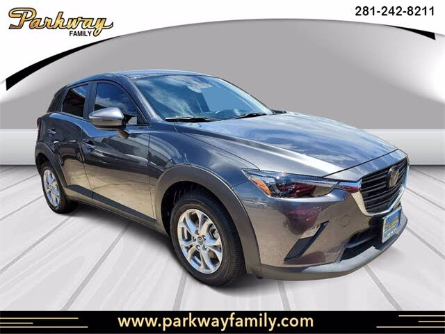 2020 Mazda CX-3 Sport FWD