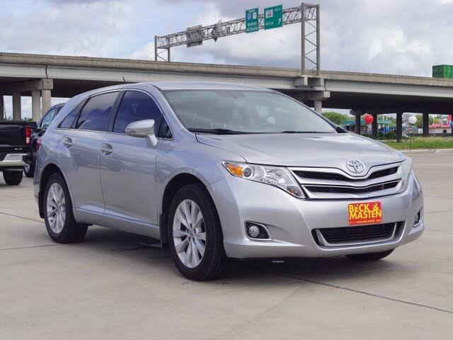 2015 Toyota Venza XLE FWD