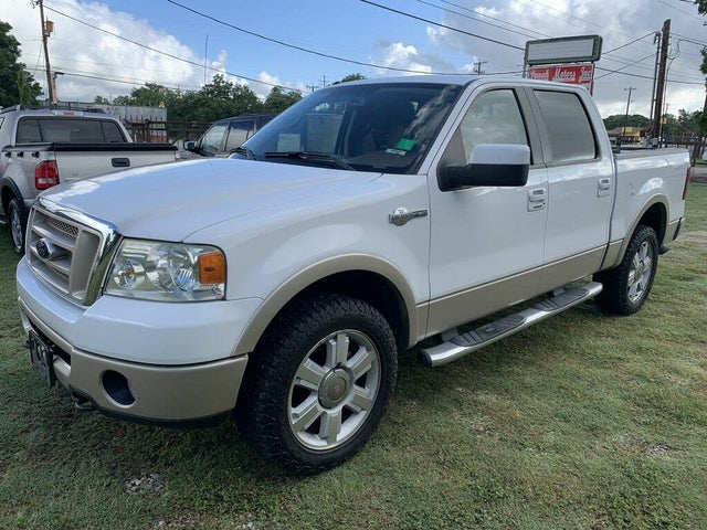 2008 Ford F-150 King Ranch SuperCrew SB 4WD