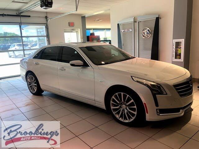 2018 Cadillac CT6 3.0TT Luxury AWD