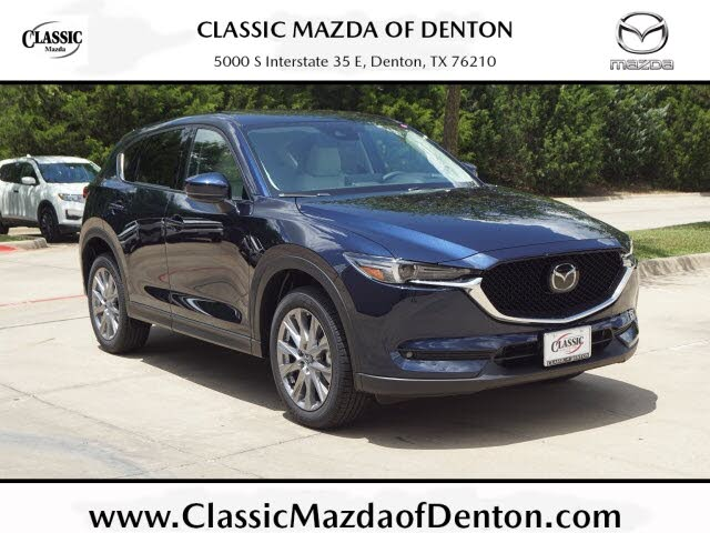 2021 Mazda CX-5 Grand Touring FWD