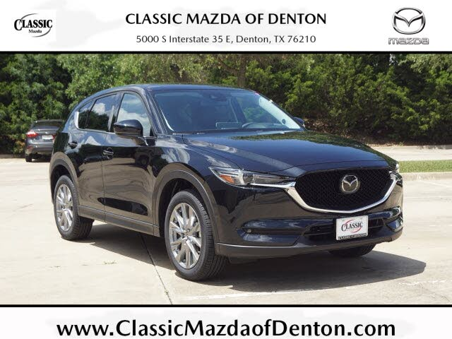 2021 Mazda CX-5 Grand Touring AWD