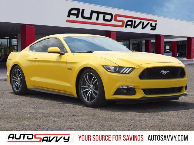 2017 Ford Mustang GT Coupe RWD