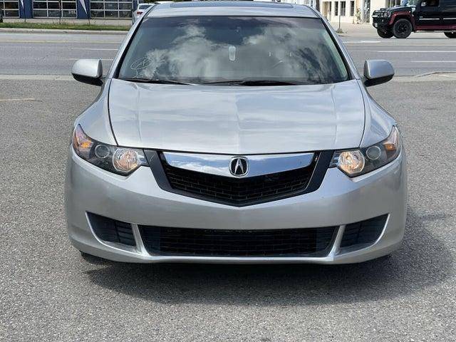 2009 Acura TSX Sedan FWD