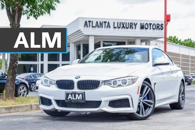 2015 BMW 4 Series 435i Coupe RWD
