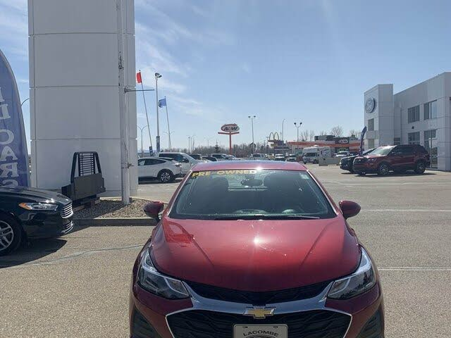 2019 Chevrolet Cruze LT Sedan FWD