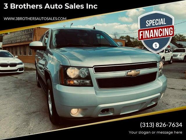 2013 Chevrolet Tahoe LT RWD
