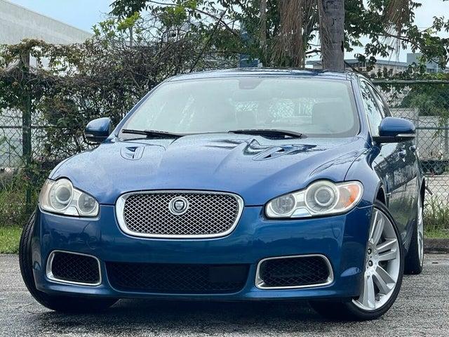 2010 Jaguar XF XFR RWD