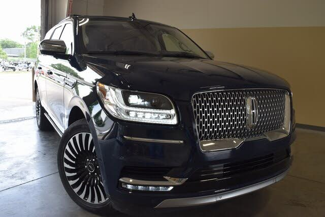 2020 Lincoln Navigator Black Label 4WD
