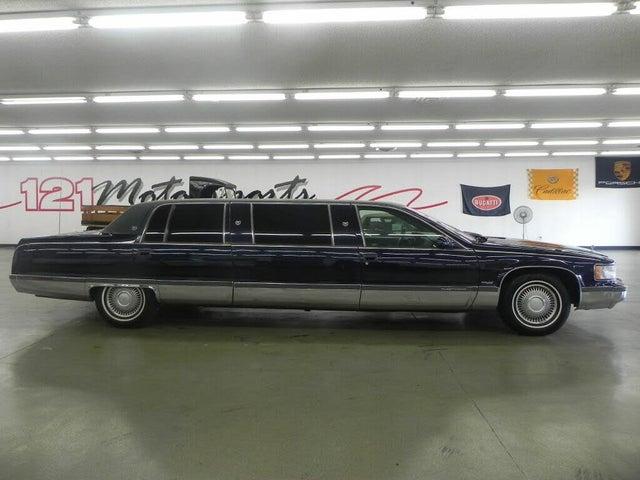 1995 Cadillac Fleetwood Sedan RWD