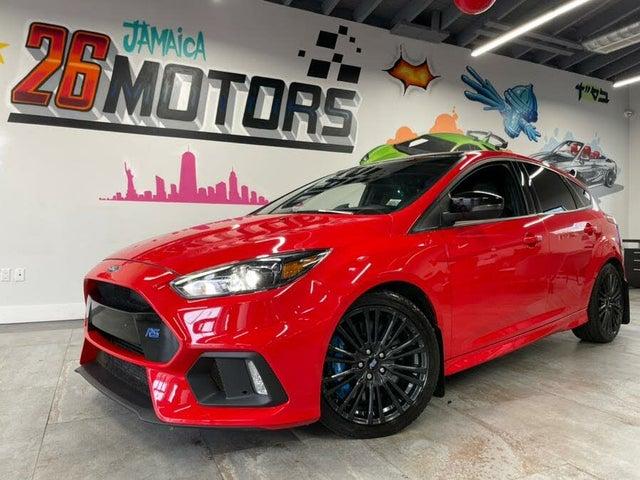2018 Ford Focus RS Hatchback
