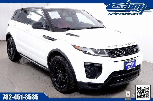 2019 Land Rover Range Rover Evoque HSE Dynamic AWD