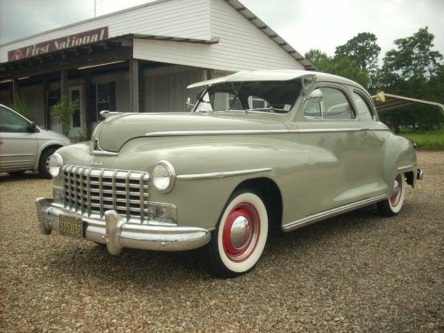 1947 Dodge Custom Sedan