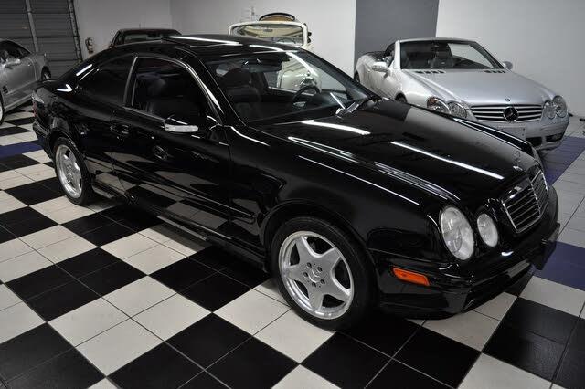 2001 Mercedes-Benz CLK-Class CLK 430 Coupe