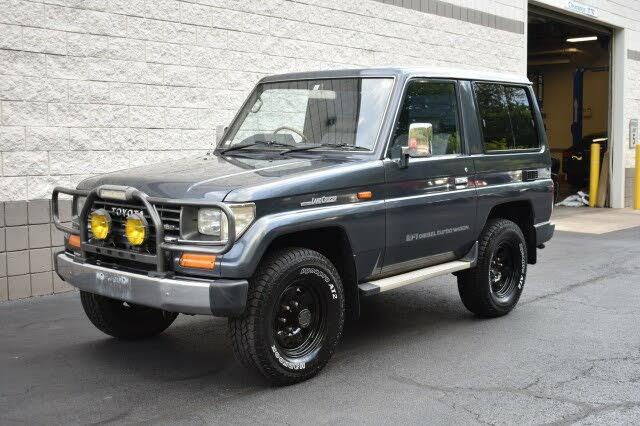 1991 Toyota Land Cruiser Prado