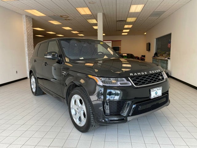 2019 Land Rover Range Rover Sport V6 HSE 4WD