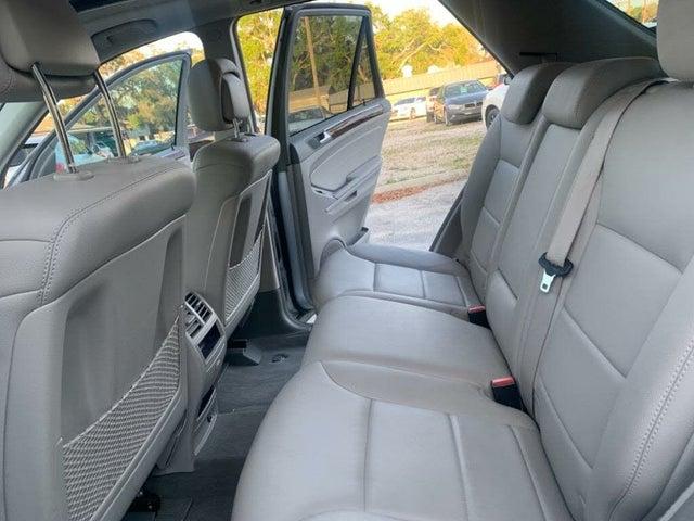 2010 Mercedes-Benz M-Class ML 350 4MATIC AWD