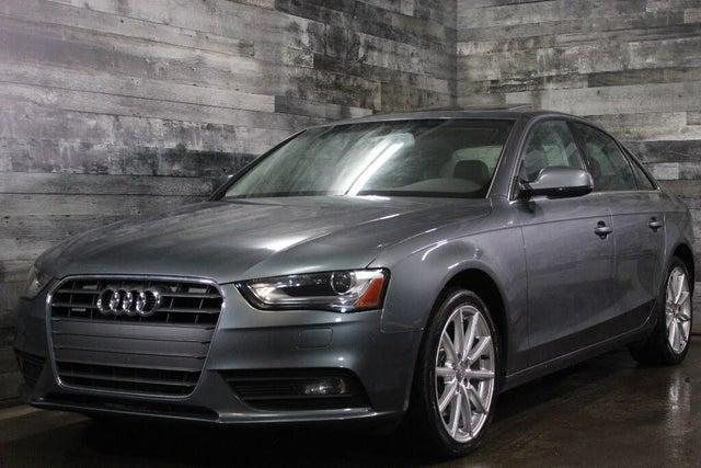 2014 Audi A4 2.0T quattro Progressiv AWD