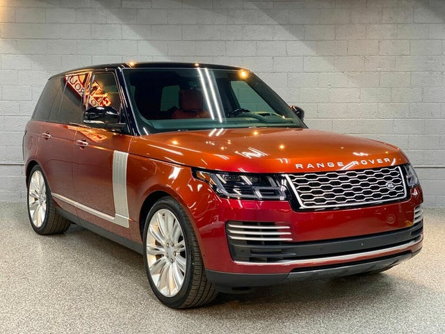 2018 Land Rover Range Rover V8 Autobiography 4WD