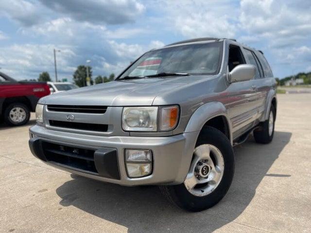 1999 INFINITI QX4 1999.5 4WD