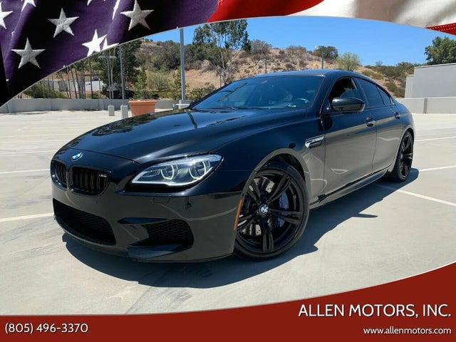 2019 BMW M6 Gran Coupe RWD