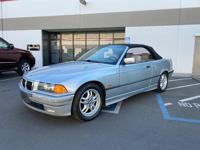 1998 BMW 3 Series 328i Convertible RWD