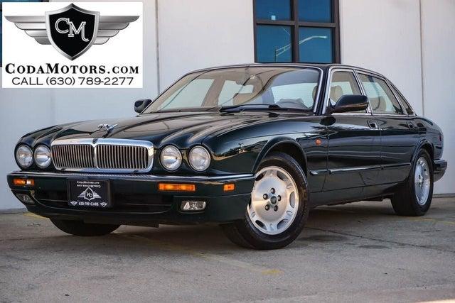 1995 Jaguar XJ-Series XJ6 Sedan RWD