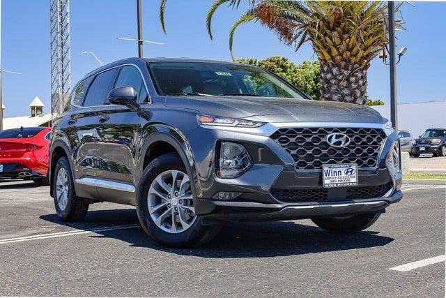 2020 Hyundai Santa Fe 2.4L SEL FWD with SULEV