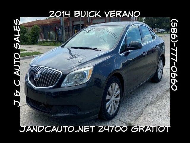 2014 Buick Verano FWD