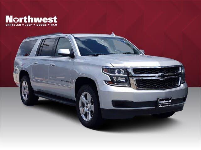 2016 Chevrolet Suburban 1500 LS 4WD