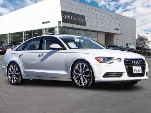 2015 Audi A6 2.0T Premium Plus Sedan FWD