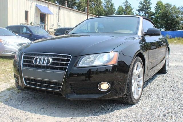 2011 Audi A5 2.0T Premium Cabriolet FWD
