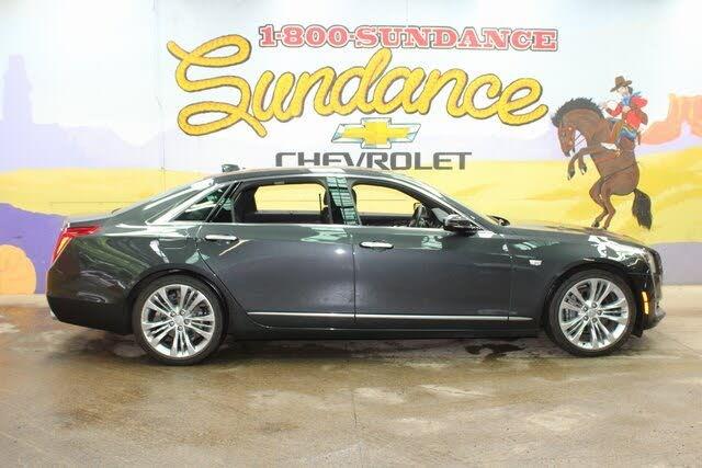 2016 Cadillac CT6 3.6L Platinum AWD