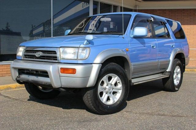1996 Toyota Hilux Surf SSR-G 4WD