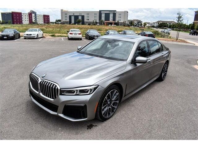 2021 BMW 7 Series 750i xDrive AWD