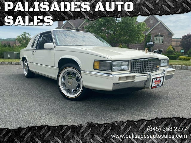 1989 Cadillac DeVille Coupe FWD