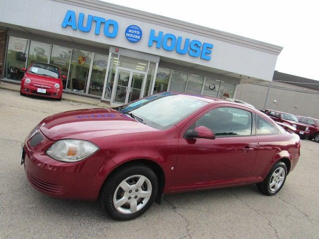 2009 Pontiac G5 XFE Coupe