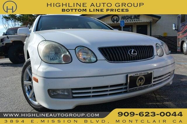 2005 Lexus GS 430 430 RWD