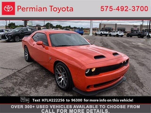 dodge hellcat for sale lubbock tx 2017 Dodge Challenger SRT 392 RWD for Sale in Lubbock, TX