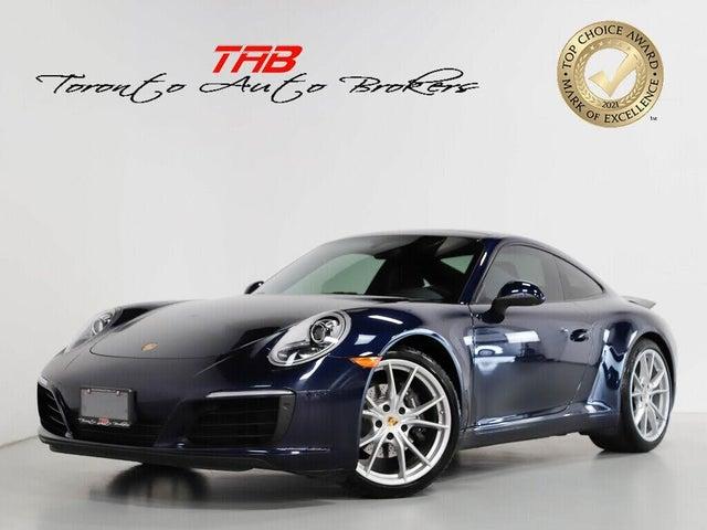 2018 Porsche 911 Carrera Coupe RWD