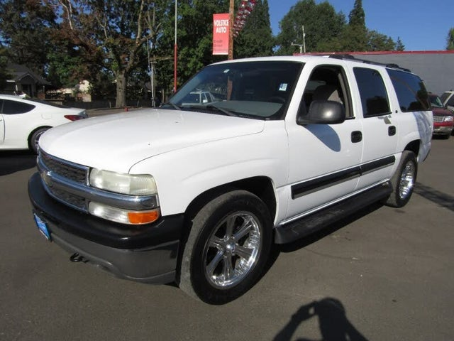 2001 Chevrolet Suburban 1500 LT 4WD