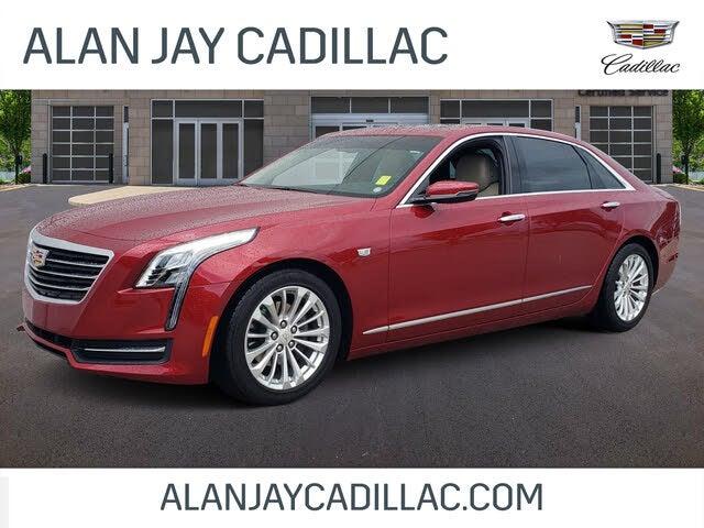 2018 Cadillac CT6 2.0T RWD