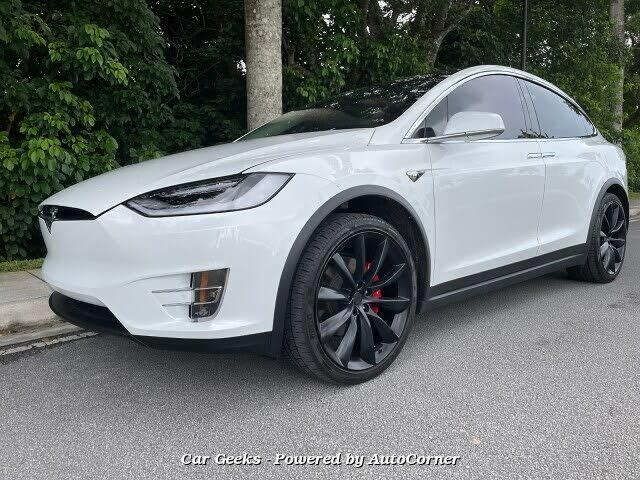 2019 Tesla Model X P100D AWD