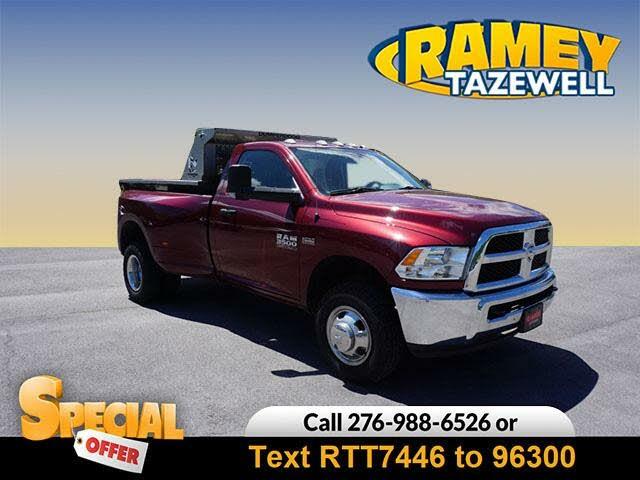 2018 RAM 3500 Tradesman DRW 4WD