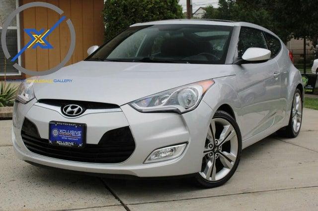 2017 Hyundai Veloster Value Edition FWD