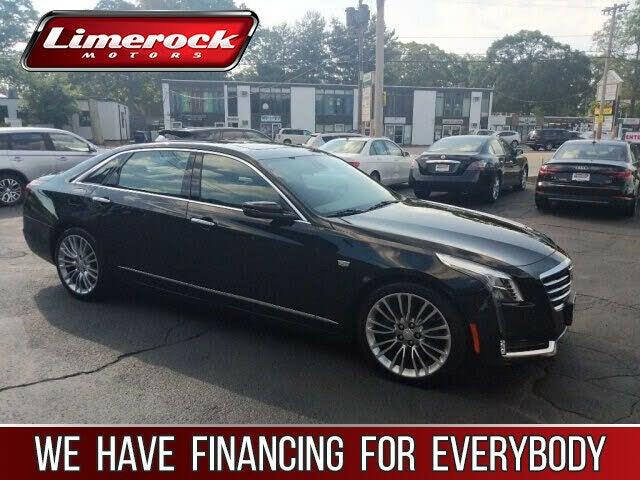 2017 Cadillac CT6 3.0TT Premium Luxury AWD
