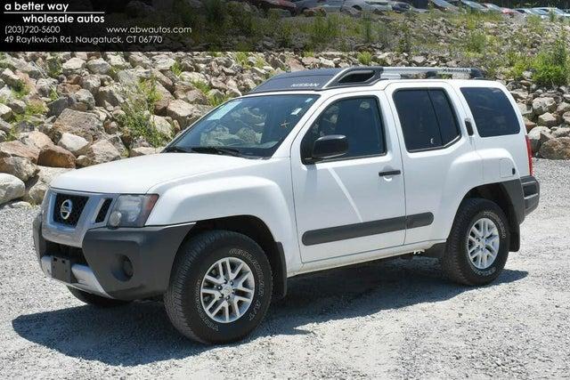 2014 Nissan Xterra X 4WD
